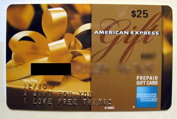 amx card